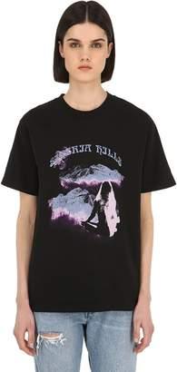 Siberia Hills Cotton Jersey T-shirt