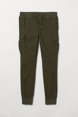 H&M Cargo joggers - Green