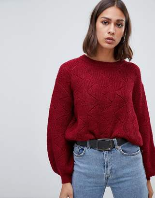 B.young Textured Jumper