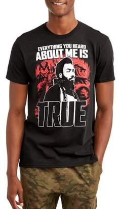 Star Wars Movies & TV Solo Lando Men's Graphic T-shirt