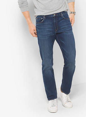 Michael Kors Tailored/classic-Fit Jeans $125 thestylecure.com