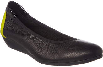 Arche Onely Leather Flat