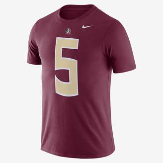 Nike College Name and Number (Florida State / Jameis Winston) Men's T-Shirt