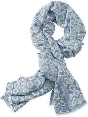 ACCESSORIES - Oblong scarves Vlas Blomme LPuGIo