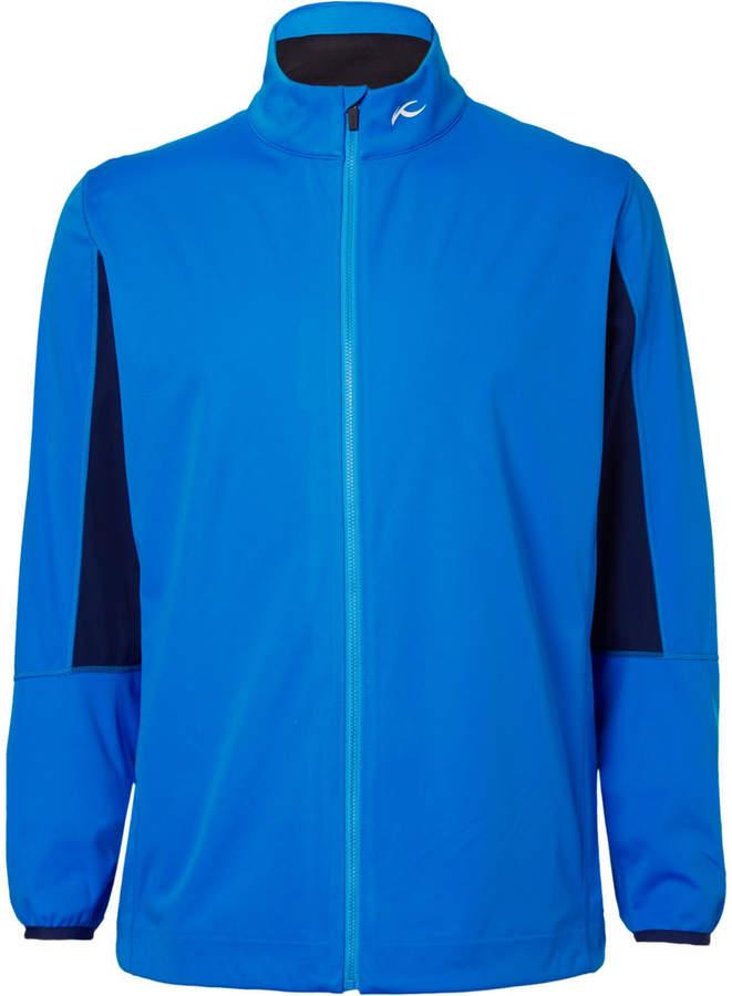 Kjus Golf Dweight Polartec Windbloc Golf Jacket