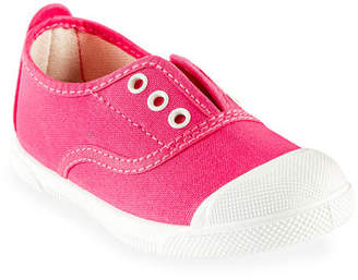 Namoo Cotton Canvas Cap Toe Sneaker, Toddler/Kids