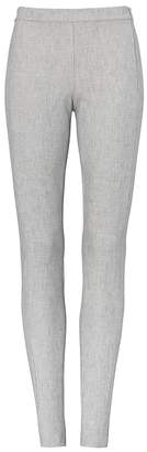 Banana Republic Devon Legging-Fit Stretch-Twill Pant