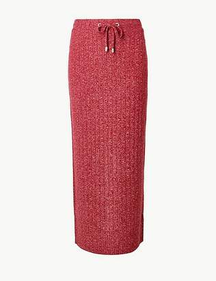 Marks and Spencer Jersey Pencil Maxi Skirt