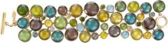 VAUBEL Multi-Stone Circle Bracelet