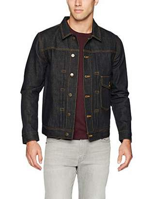 Co Quality Durables Regular Fit Denim Jacket Single Flap Pocket XX-Large