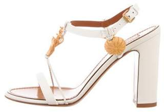Valentino Ellis Sea Elements Sandals gold Ellis Sea Elements Sandals