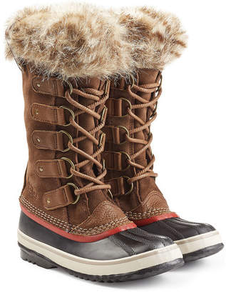 Sorel Joan of Arctic Tall Boots with Faux Fur