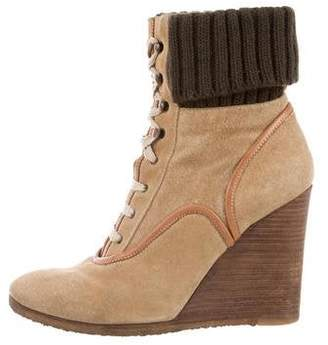 Chloé Wedged Ankle Booties