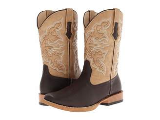 Roper Square Toe Cowboy Boot