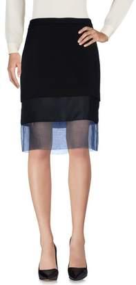 Unique Knee length skirt