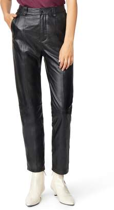 Habitual High Rise Leather Pants