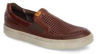 Ecco Kyle Perforated Slip-On Sneaker