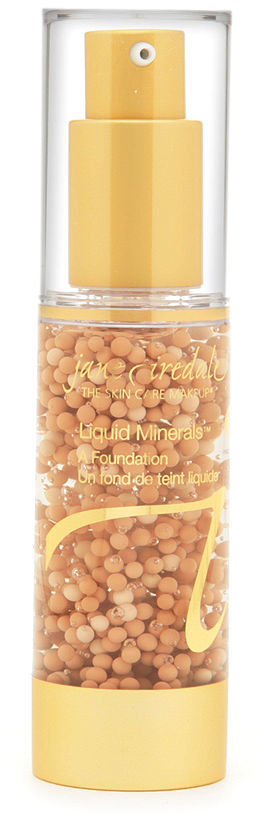 Jane Iredale Liquid Minerals Foundation, Radiant 1.01 oz (30 ml)