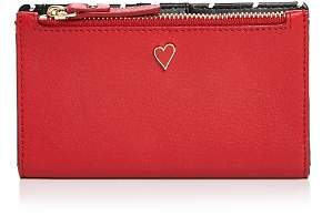 Kate Spade Blake Street Hearts Mikey Compact Wallet