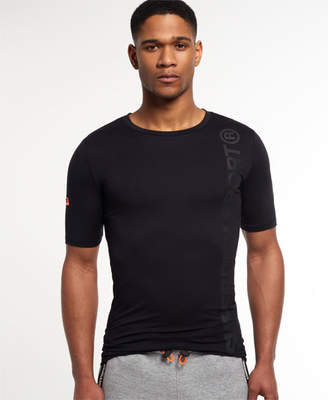 Superdry Gym Sport Runner Short Sleeve Top