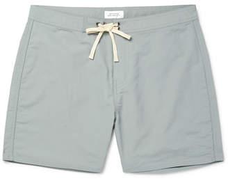 Saturdays NYC Colin Mid-Length Swim Shorts