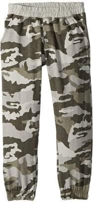 Chaser Kids Soft Cotton Camo Print Lounge Pants Boy's Casual Pants
