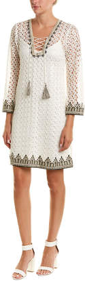 Hale Bob Lace Shift Dress