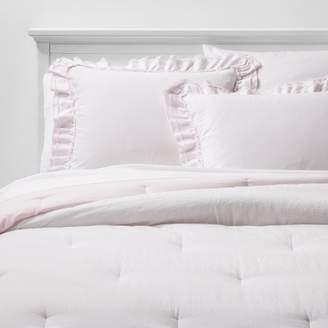 Simply Shabby Chic Ruffle Edge Comforter & Sham Set - Simply Shabby Chic®