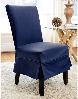 Sure Fit Dorchester Mid-Length Dining Chair Slipcover