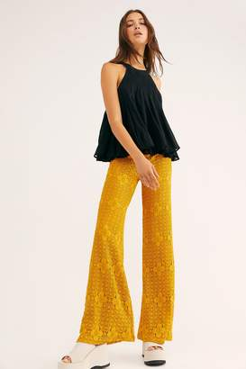 Nightcap Clothing Edie Flare Pants