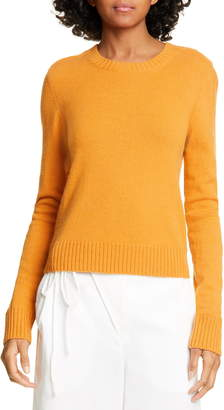 Vince Runner Crewneck Cashmere Sweater