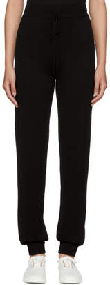 A.P.C. Black Lucy Lounge Pants