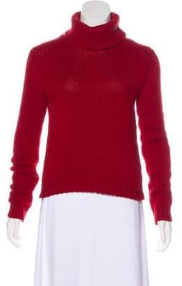 Oscar de la Renta Heavy Turtleneck Sweater