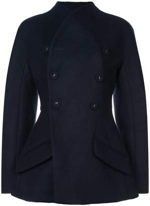 Proenza Schouler Double Breasted Sculpted Jacket