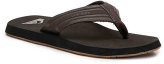 Quiksilver Monkey Wrench Flip Flop - Men's