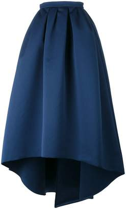 Paule Ka high low full skirt