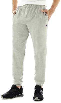 Champion Closed-Bottom Jersey Pants