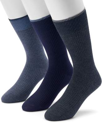 Marc Anthony Men's 3-pack Casual Crew Socks