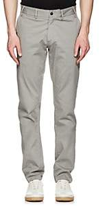 John Vizzone JOHN VIZZONE MEN'S STRETCH-COTTON TWILL TROUSERS