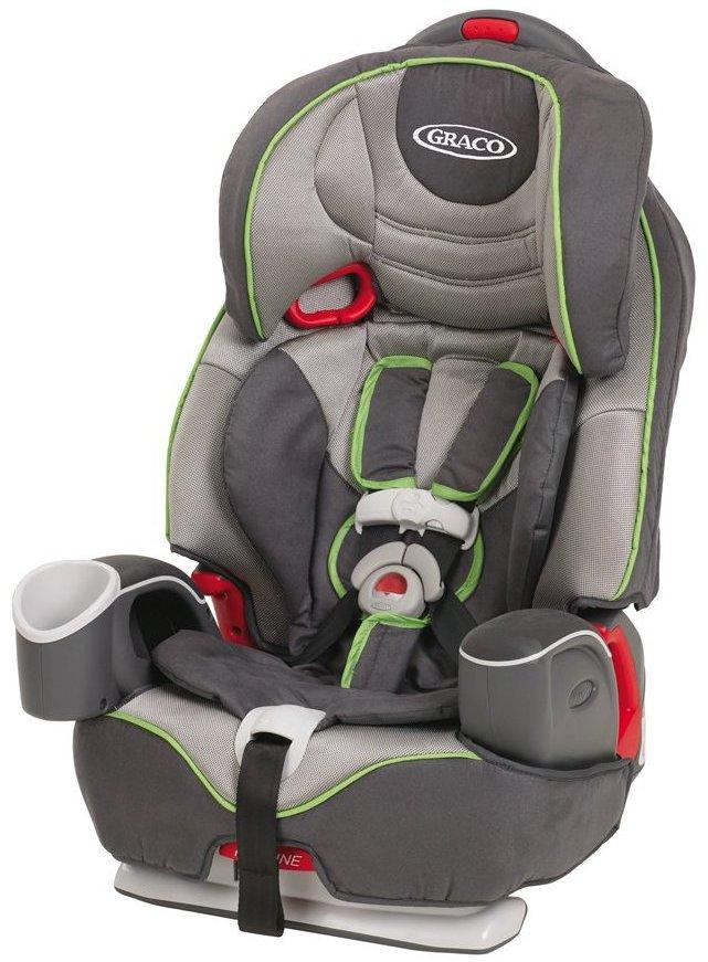 Graco Nautilus 3-in-1 Car Seat - Gavit
