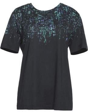 Jason Wu Printed Cotton And Modal-Blend Jersey T-Shirt