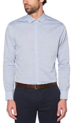 Original Penguin Blue Stripe Dress Shirt