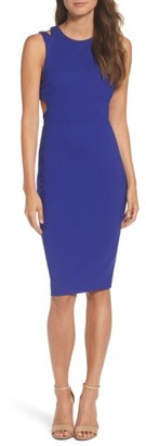 Women's French Connection Lulu Body-Con Dress $178 thestylecure.com
