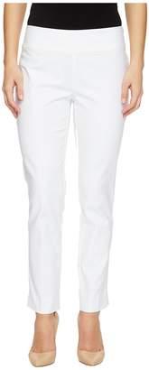 Nic+Zoe Petite Perfect Pants Modern Slim Ankle Women's Casual Pants