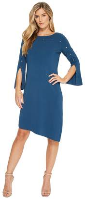 Nic+Zoe Asymmetrical Dress Women's Dress