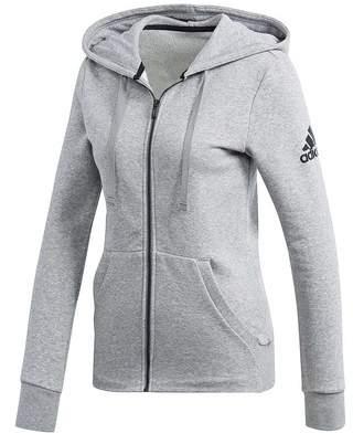 adidas Women's Essentials Solid Full Zip Hoodie