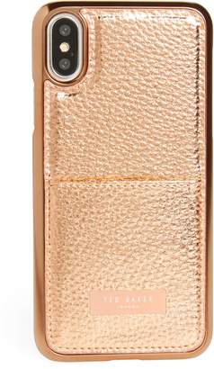 Ted Baker Korrii Cardholder iPhone X & Xs Case