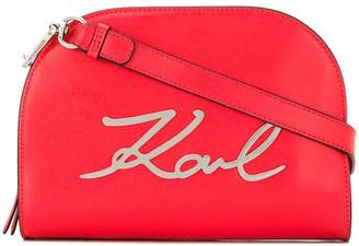 Karl Lagerfeld K/Signature big crossbody bag