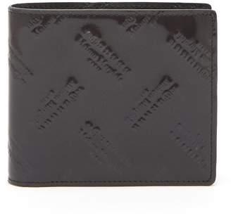 Maison Margiela Patent leather bi-fold wallet