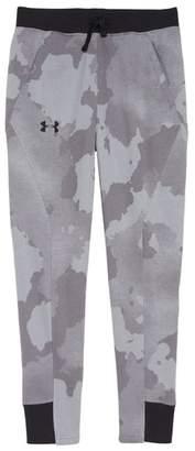 Under Armour Rival Print ColdGear(R) Jogger Pants